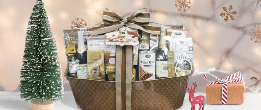 Christmas Basket Gift